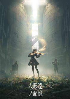 『NieR:Automata』世界出荷・DL販売本数100万本突破記念公式生放送!―音楽コンサート会場にてグッズ販売も決定