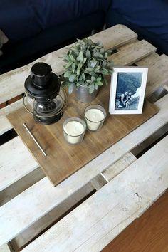 Un DIY para una bandeja simple y rústica | Decorar tu casa es facilisimo.com