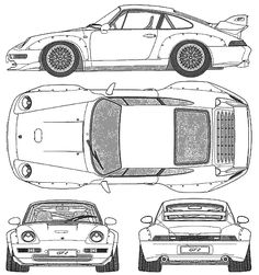 manintokyo: sevendazeaweek:930 turbo Build your own. | Plan de ...