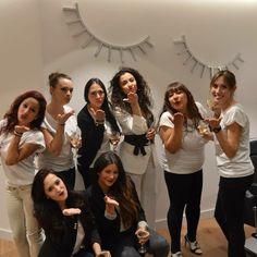 El equipo de Mírame cada vez cuenta con nuevos miembros gracias a vosotros! #staff #gracias #Mirame