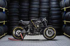 Iron Pirate Garage Ducati SS 750 KRAKEN