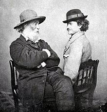 Whitman and Peter Doyle