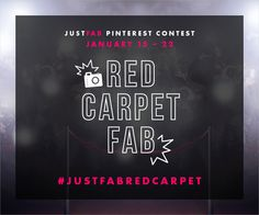 I entered the Red Carpet Fab Contest for a chance to win an A-list worthy item from JustFab.com! #JustFabRedCarpet