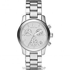 Ladies Michael Kors Runway Chronograph Watch MK5428