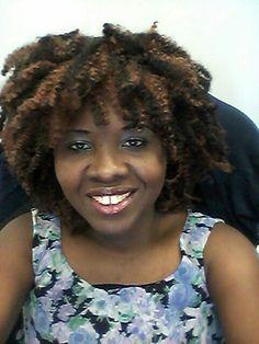 Afro kinky. Tammy hair