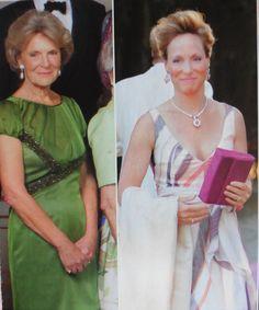 Irene en Margarita in couture van Addy van den Krommenacker