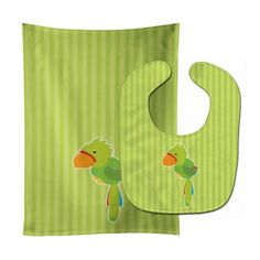 Baby Bib And Burp Cloth Set That Is Both Cute And Functional. Dyed Plush Fabric Baby Bib With Velcro Closure. Made Of Ultra-smooth Micro-mink Polyester That Reverses To Cotton Terry Loops. Measures 10 Inches X 13 Inches, Oz. Per Piece. Edges Are Baby Burp Cloths, Burp Cloth Set, Baby Bibs, Pirate Parrot, Dot And Bo, Pirates, Mink, Plush, Smooth