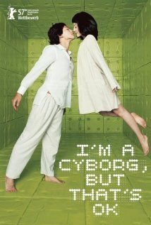 This is another foreign film. From Korea. another favorite. Love in an insane asylum....