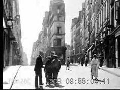 Almost feel like I'm there....Seeing Paris #1 1920  thanks to hemingswayparis.bogspot.om