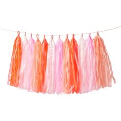 Shine love into your gatherings with our pretty in pink Valentine Tassel Garland. Simply hang from the wall, a table or balloons for instant party flare! Pack includes: 1 tassel garlandGarland length: Approximately 10 feet Pink Halloween, Fete Halloween, Halloween Birthday, Halloween Ideas, Pink Parties, Grad Parties, Tassel Garland, Tassels, Rose Orange