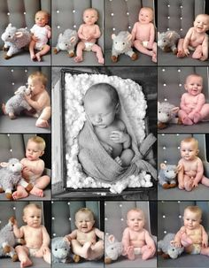 Monthly Growth Photos. Capturing babys first year with photos. Love my sweet boy.
