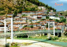 AL Historic Centres of Berat and Gjirokastra in Albania by Ansajo, via Flickr