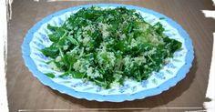 bulgurlu roka salatası tarifi, ağzının tadını bilenler kulübü