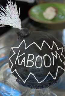 This cake is the bomb! (too punny?)