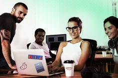 Interns Loving Life at Facebook, Google & Apple