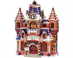 Lemax sugar 'N spice Gingerbread Palace