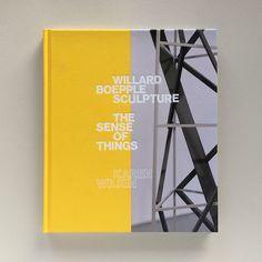 Multistorey - Willard Boepple Sculpture, Book design