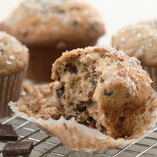 Banana Chocolate Chip Muffins: King Arthur Flour