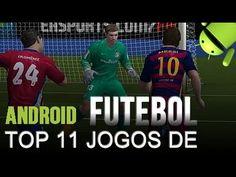 Os 11 melhores jogos de futebol para android  2015 e 2016