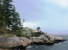 Lighthouse Park, Vancouver, Canada