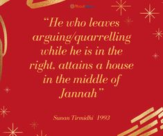 Earn yourself a house in the middle of Jannah by doing this!