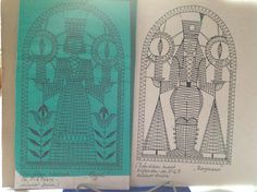 Bobbin Lace, Bobbin Lace Patterns, Hand Crafts, Knit Patterns, Angel, Easter Activities, Projects, Christmas, Bobbin Lacemaking
