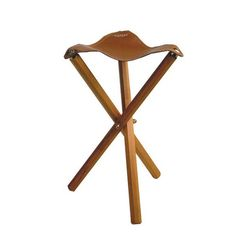 DECO Mabef Folding Stool with Leather Seat Comfortable leather tri-pod seat made from solid beachwood. Off Grid Cabin, Campaign Furniture, Folding Stool, Cabin Design, Wood Construction, Drafting Desk, Easels, Home Decor, Door Furniture