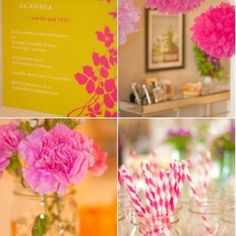 """""""She Said Yes"""" Bridal Shower – Tip Junkie Party Ideas"""