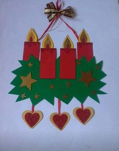 Diy And Crafts, Christmas Crafts, Crafts For Kids, Christmas Decorations, Christmas Ornaments, Holiday Decor, Christmas Activities For Kids, Christmas Fun, Art Projects