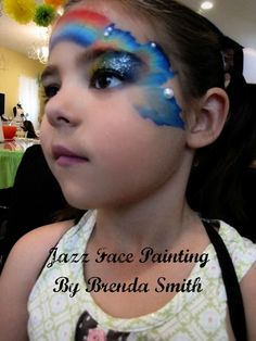 Face painting gallery by Jazz - New Orleans Face Painting by Brenda Smith Face Painting Designs, Paint Designs, Adult Face Painting, Painting Gallery, Childrens Party, New Orleans, Jazz, Carnival, Holidays