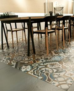 1000 images about wall sonthefloor on pinterest cement for Inalco carrelage