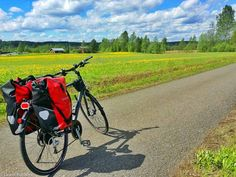 The Iron Curtain Trail, or EuroVelo is a biking/walking heritage route extending through 20 countries along the former Iron Curtain. Travel Tours, Travel Europe, Travel Ideas, Touring Bike, Best Hikes, Bike Trails, Adventure Travel, Places To Travel, Scenery