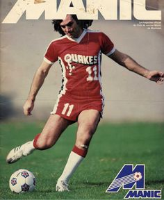George Best, 1981 San Jose Earthquakes.