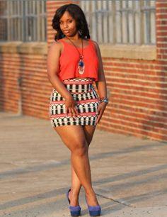 Ebony Teens In Skirts 55