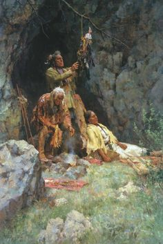 The Healing Power of the Raven Bundle by Howard Terpning