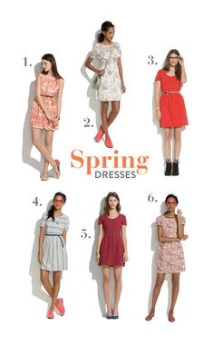 Day 79 // Find Your Perfect Spring Dress