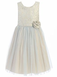 Manitoba's most luxurious bridal store Toddler Flower Girl Dresses, Ivory Flower Girl Dresses, Blue Dresses, Bridal Stores, Extra Fabric, Tulle Dress, Wedding Dresses, Flowers, Vintage