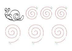 traç - Glòria P - Picasa Web Albums Tracing Worksheets, Preschool Worksheets, Place Card Holders, Symbols, Letters, Logos, Cards, Download, 30