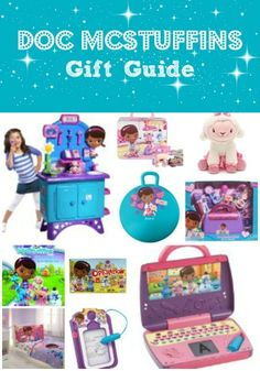 Doc McStuffins Holiday Toy Gift Guide #Disney