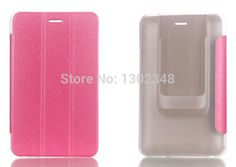 High Quality Slim Back Transparent Clear Hard Back Cover Stand PU Leather Protect Case for ASUS PadFone Mini 2014 7'' Tablet-in Covers & Cases from Computer & Office on Aliexpress.com | Alibaba Group