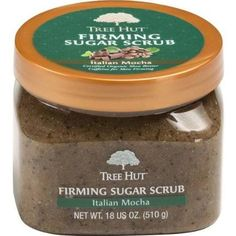 tree hut body scrub