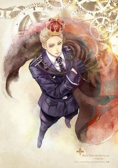 Germany from Hetalia :D