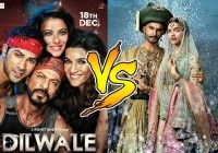 Dilwale vs Bajirao Mastani Images Pics Details reviews
