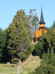 Capilla de San Eduardo - Bariloche - Argentina