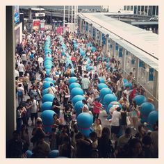 What a crowd!!!!! #doraemon #hongkong - @harmony_harlex- #webstagram