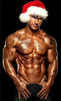 Hey There, Sexy Santa Claus! - Had to fix the sleigh