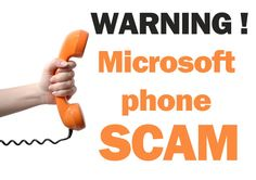 Scammers posing as Microsoft employees are on the rise