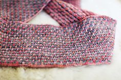 Ravelry: brick road cowl pattern by Madelinetosh