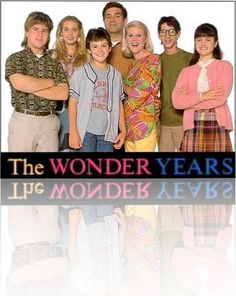 I just finished watching the Wonder Years on Netflix. I loved this show!