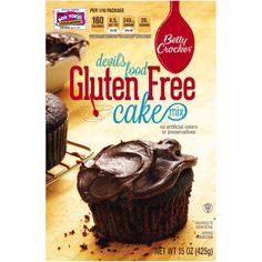 Betty Crocker Cake Mix Betty Crocker Chocolate Swirl